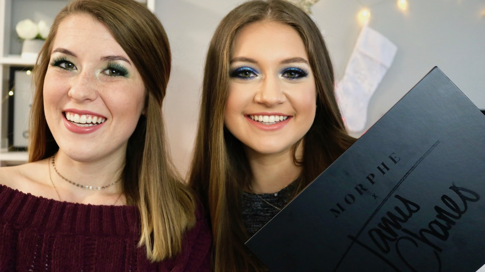 Christmas Makeup Vlogmas Day 8