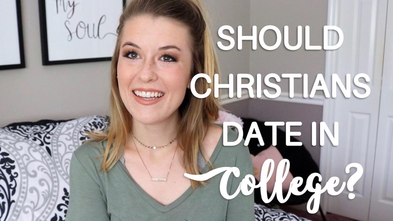 Should Christians Date in College kristen shane