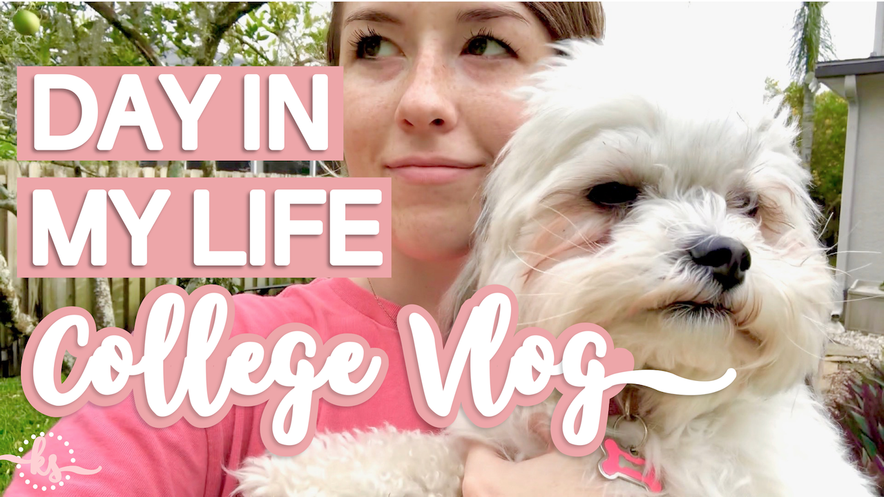 Day in My Life College Vlog
